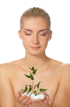 Hormonal rosacea