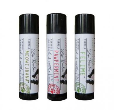 Crazy Cat Lady Vegan Lip Balm