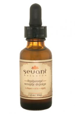 Sevani Hyaluronic Wrinkle Defense Serum