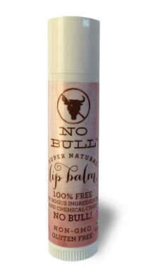 No Bull Super Natural Lip Balm