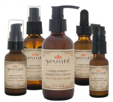 Sevani Advanced Organic Skin Care Systems