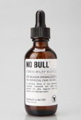 No Bull Body Oil - Stress Relief w/ Rose Geranium & Rosewood
