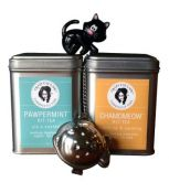 Cat Lady Organic Tea Set